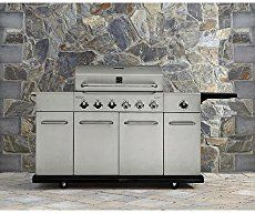How To Build An Outdoor Kitchen Your Projects Obn Build Outdoor Kitchen Gas Grill Kenmore Grill