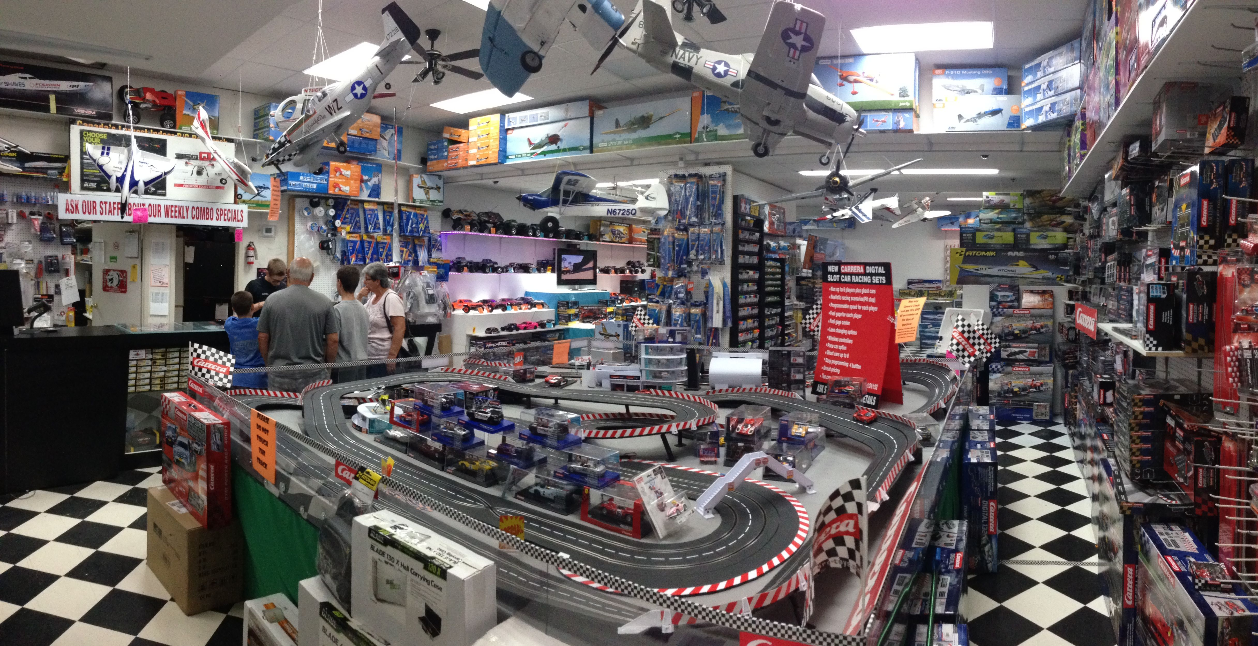 Cool Toys For Big Boys : Inside the store at big boys with cool toys mom dad and the
