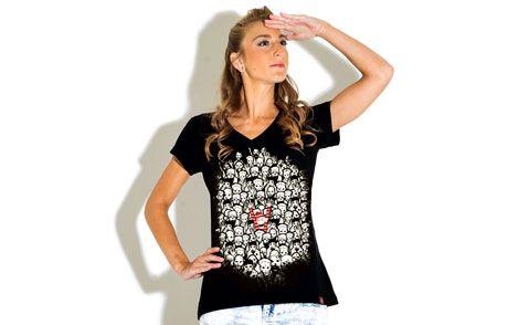 Camiseta 'Onde Está?!' - Catalogo Camiseteria.com | Camisetas Camiseteria.com - Estampa, camiseta exclusiva. Faça a sua moda!