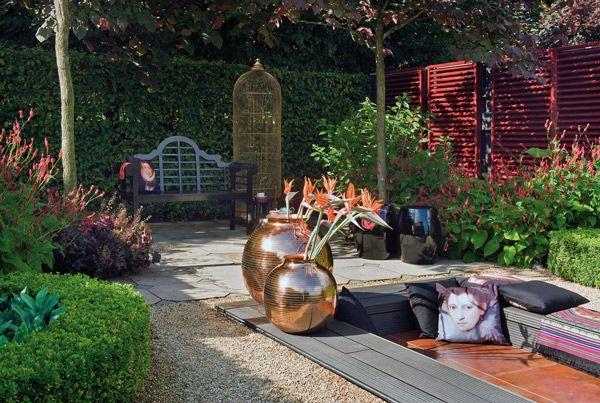 Tuintrend 2014: De Golden Age Garden. Kijk voor meer tips op www.tuinen.nl