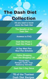 main points of dash diet