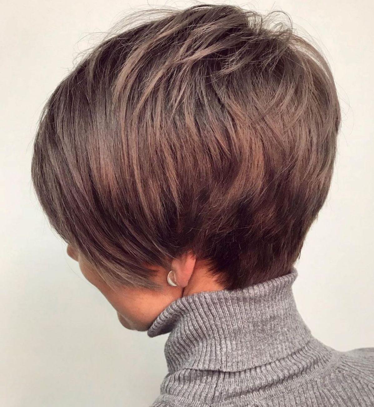 Pin On Short Grey Hair