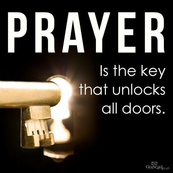 prayer is the key - Google Search