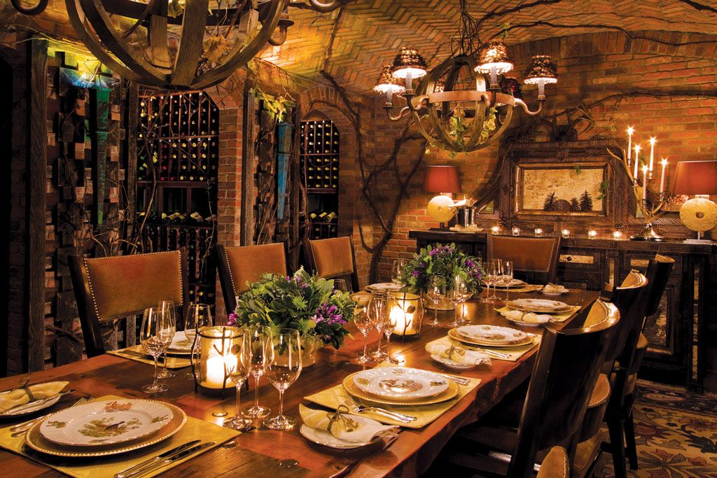 Wordless Wednesdays Private Dining In A Wine Cellar  Lake Placid Inspiration Best Private Dining Rooms Nyc 2018