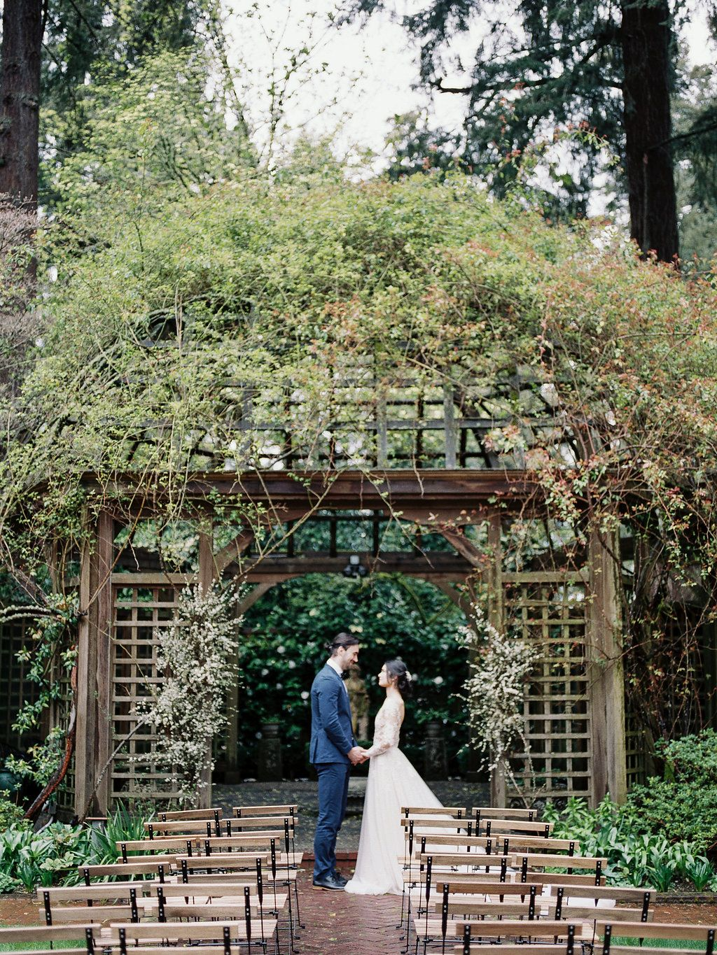 Wedding Inspiration Honouring The Fleeting Beauty Of Spring