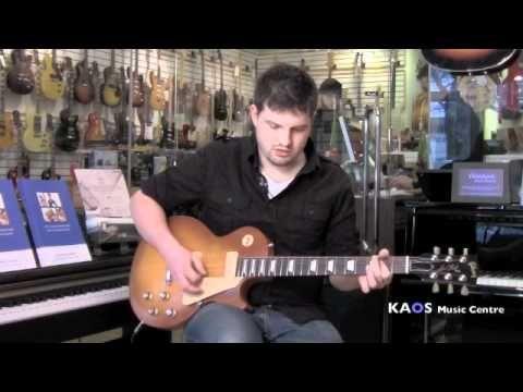 Gear Review - Gibson Les Paul Studio 60's Tribute