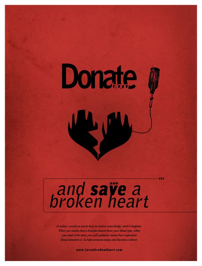 Poster design on blood donation - Poster Design On Blood Donation 11