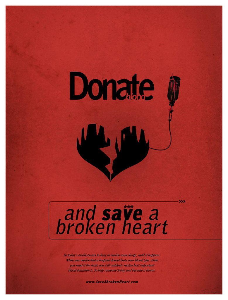 Poster design on blood donation - Poster Design On Blood Donation 12