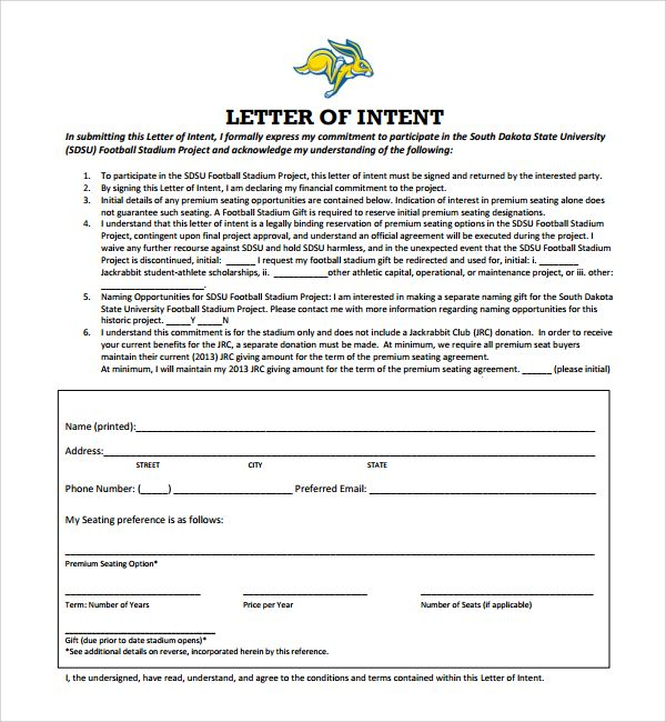 17 Best Letter Of Intent Template Images On Pinterest | A Letter, Letter  And Letters  Letter Of Intent Template Job