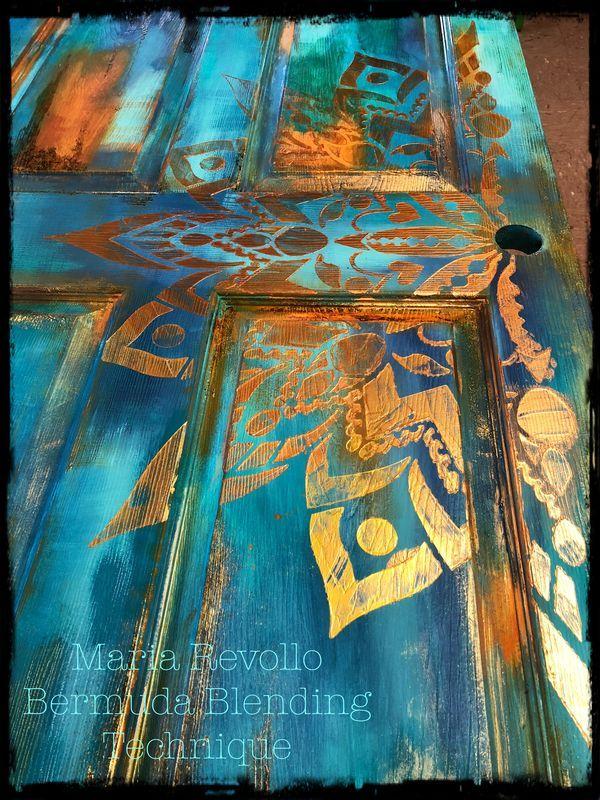 Pin by calamity7 on collages peintures et pochoirs pour meubles