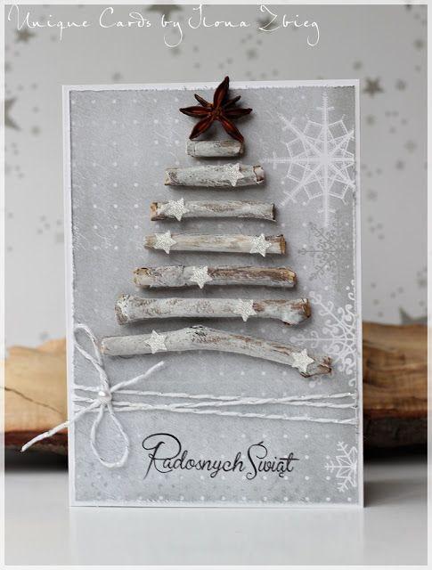 Unique Cards Kartki Swiateczne Freebies Christmas Cards Handmade Cards Handmade Unique Cards