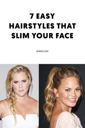 Yes Your Haircut Can Make Your Face Look Slimmer Here Are 20 To Try Face Slimming Hairstyles Cool Hairstyles Slimmer Face