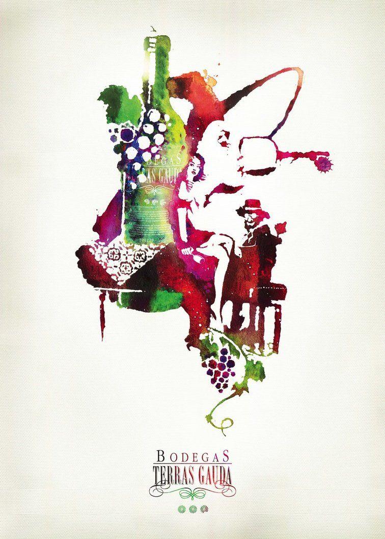Poster design deviantart - Wine Design Wine Poster By Rammbolt On Deviantart