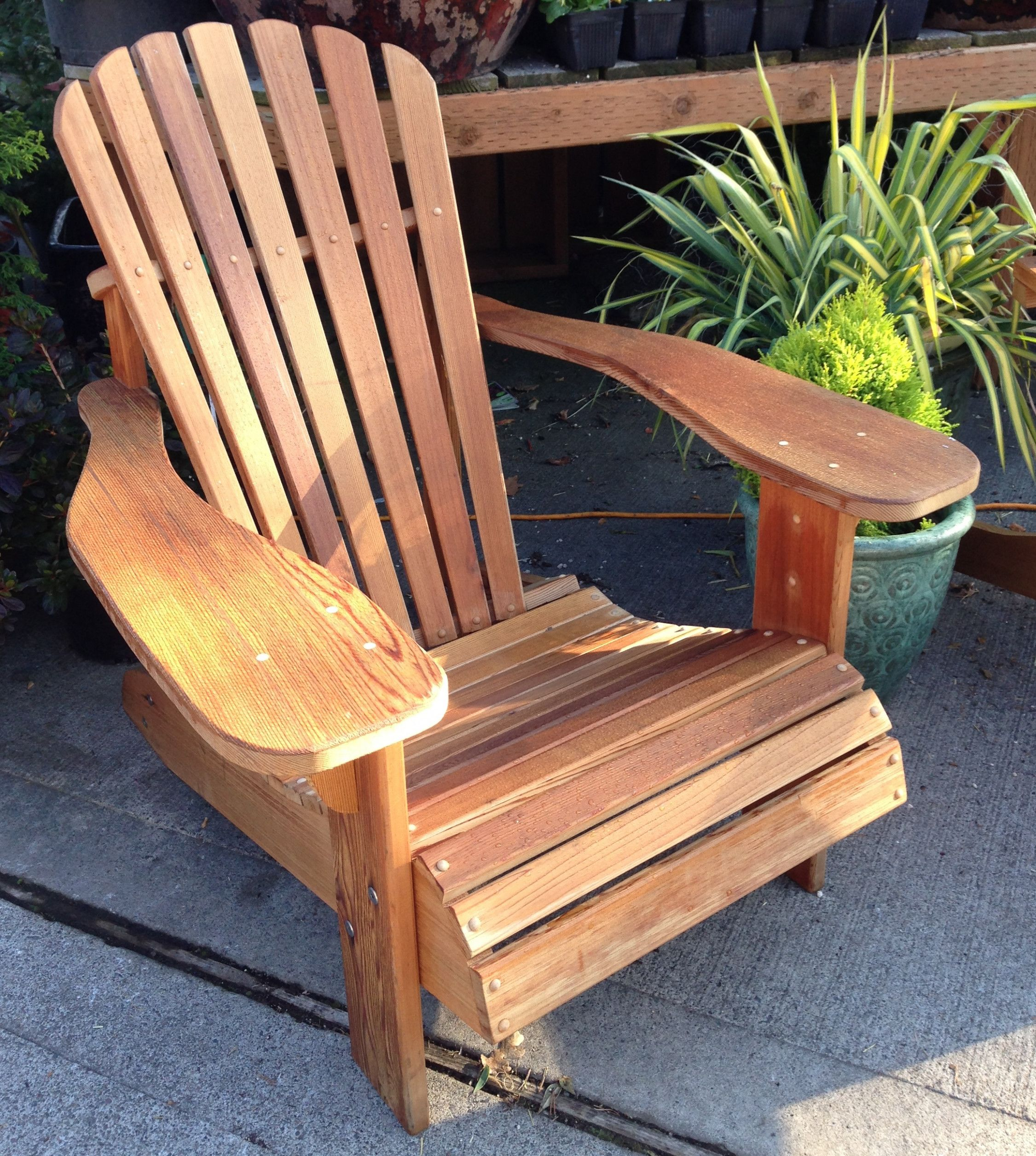 How To Care For Teak Adirondack Chairs Teak Adirondack Chair Care