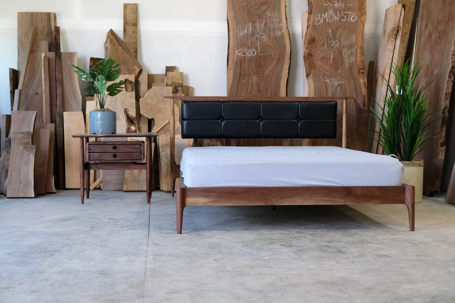 Furniture — Beauty & Bread Bed frame and