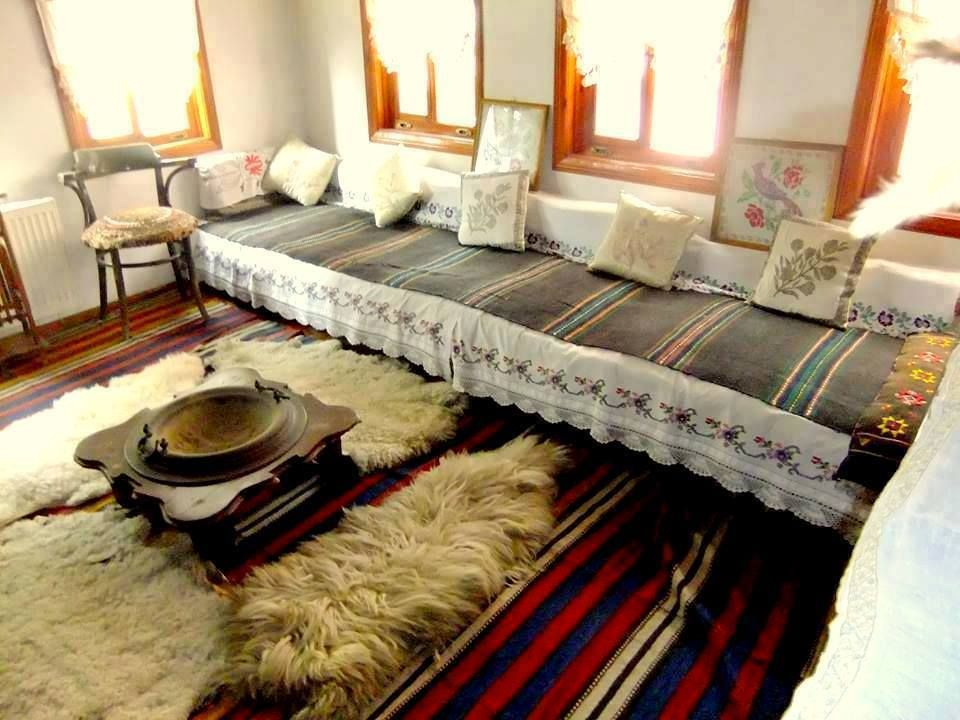 Traditional Turkish Homes Decor