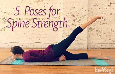 top 5 yoga poses for back strength  yoga poses for back