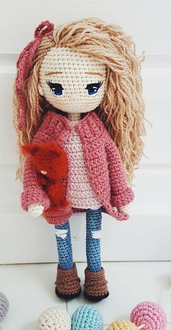 35+ Beautiful Amigurumi Doll Crochet Ideas and Images - Page 30 of 35 #amigurumidoll