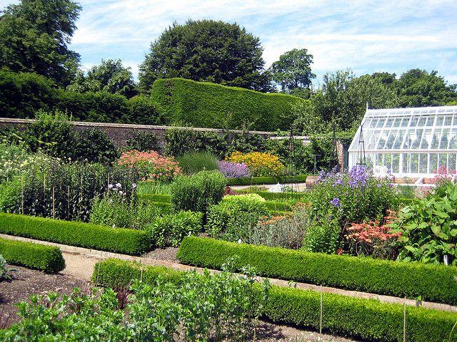 Walled Kitchen Garden Kitchen Garden Garden Design Vegtable Garden