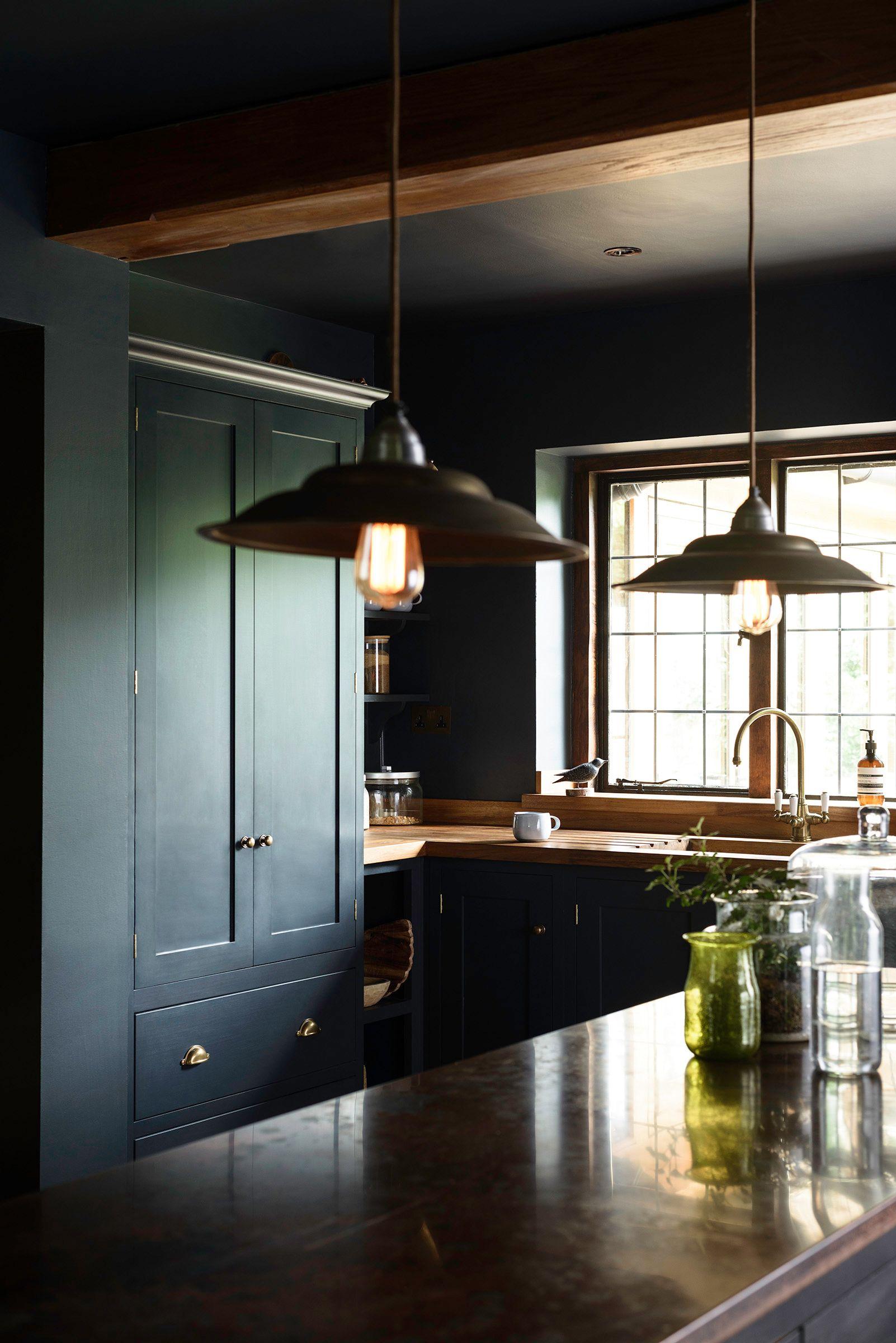 Elegant Shaker Kitchen island Kitchen Units Midlands