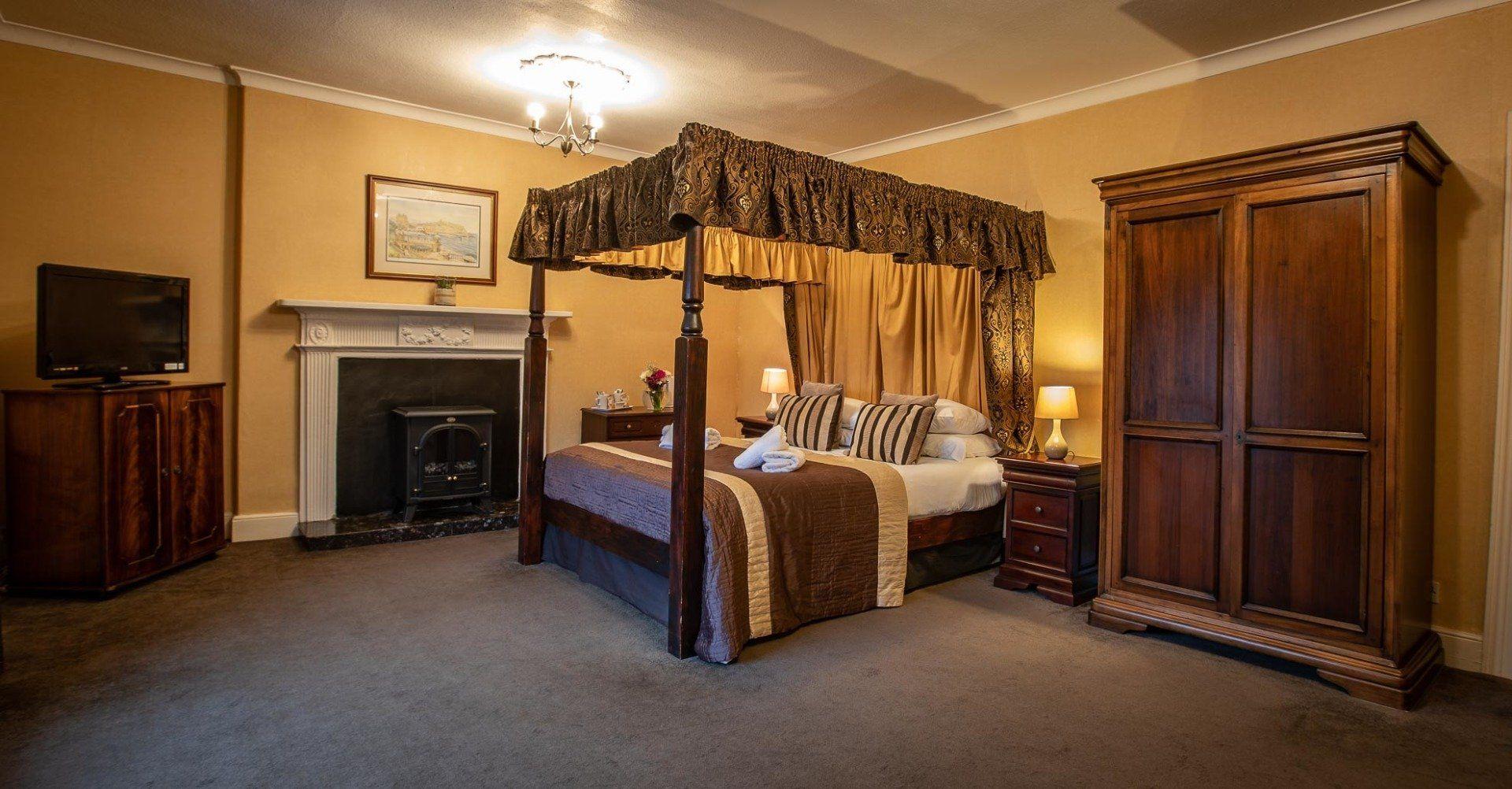 East Ayton Lodge Hotel, Scarborough, North Yorkshire