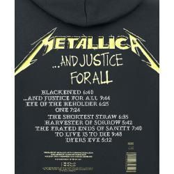 Photo of Metallica …And Justice Kapuzenpullover
