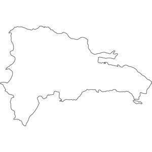 Dominican republic map outline google search art journal dominican republic map outline google search publicscrutiny Images