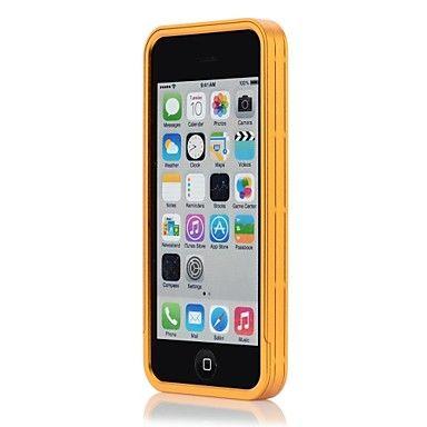 Superior Case de proteção de metal para iphone 5C (cores sortidas) – BRL R$ 60,65