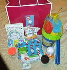 Cat In The Hat Baby Loot Bag Experience Events