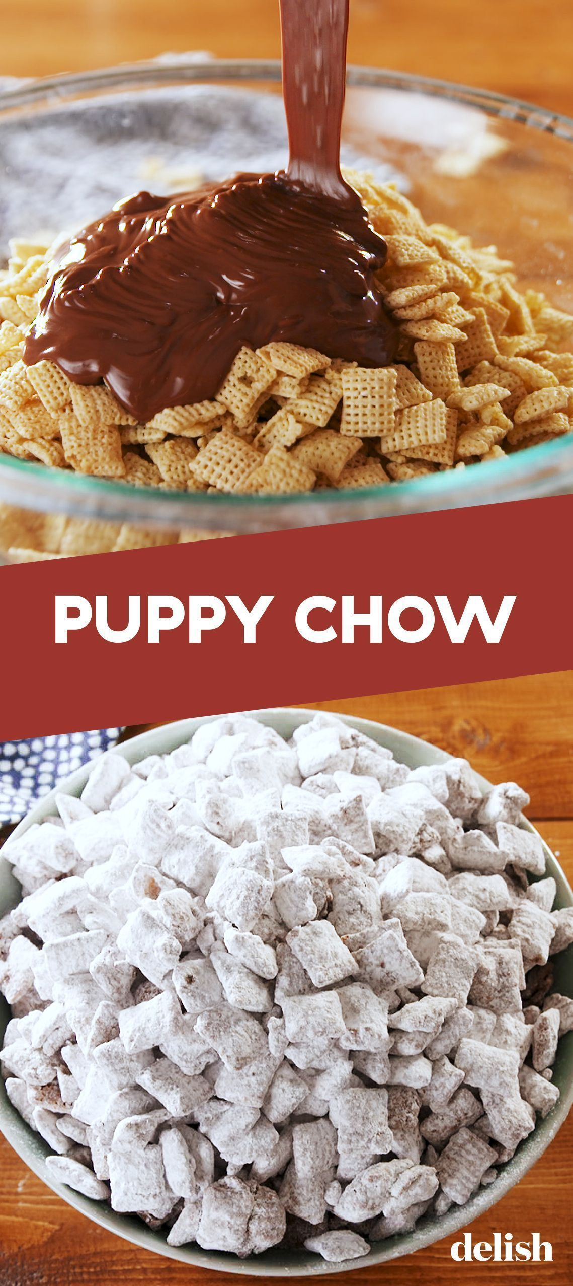 Puppy Chow Chex Mix Recipe Healthy Puppy Chow Chex Mix Recipe Puppy Puppy Chow Chex M In 2020 Puppy Chow Recipes Puppy Chow Chex Mix Recipe Chex Mix Puppy Chow