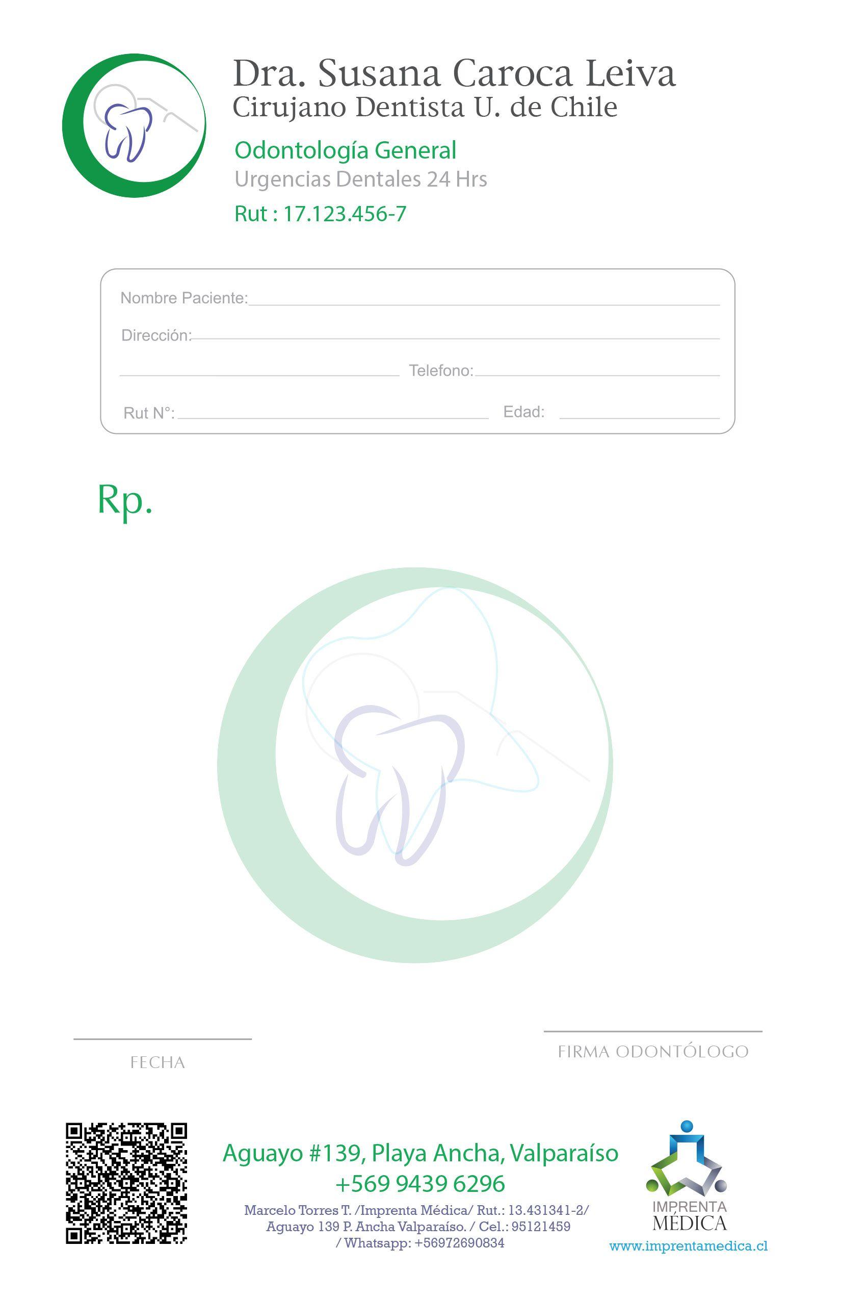 Muestra-Dental-11.jpg (1650×2550) | odontólogo | Pinterest