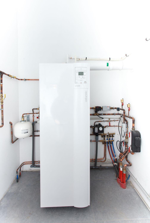 Pompe à chaleur Hybride Gaz Travaux energetiques