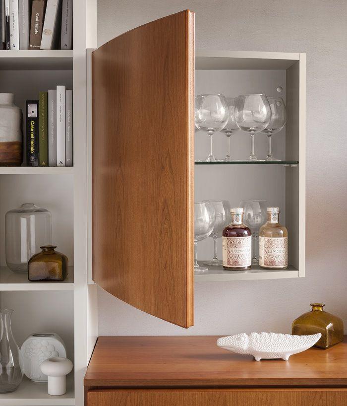 Come abbinare mobili in ciliegio in soggiorno - BLOG ...