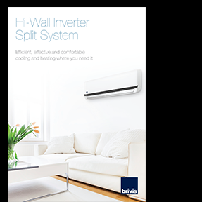 Wall Mounted Split Systems Heating Split System