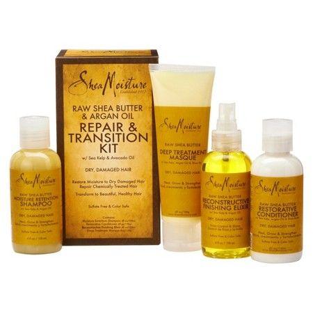 Shea moisture kits