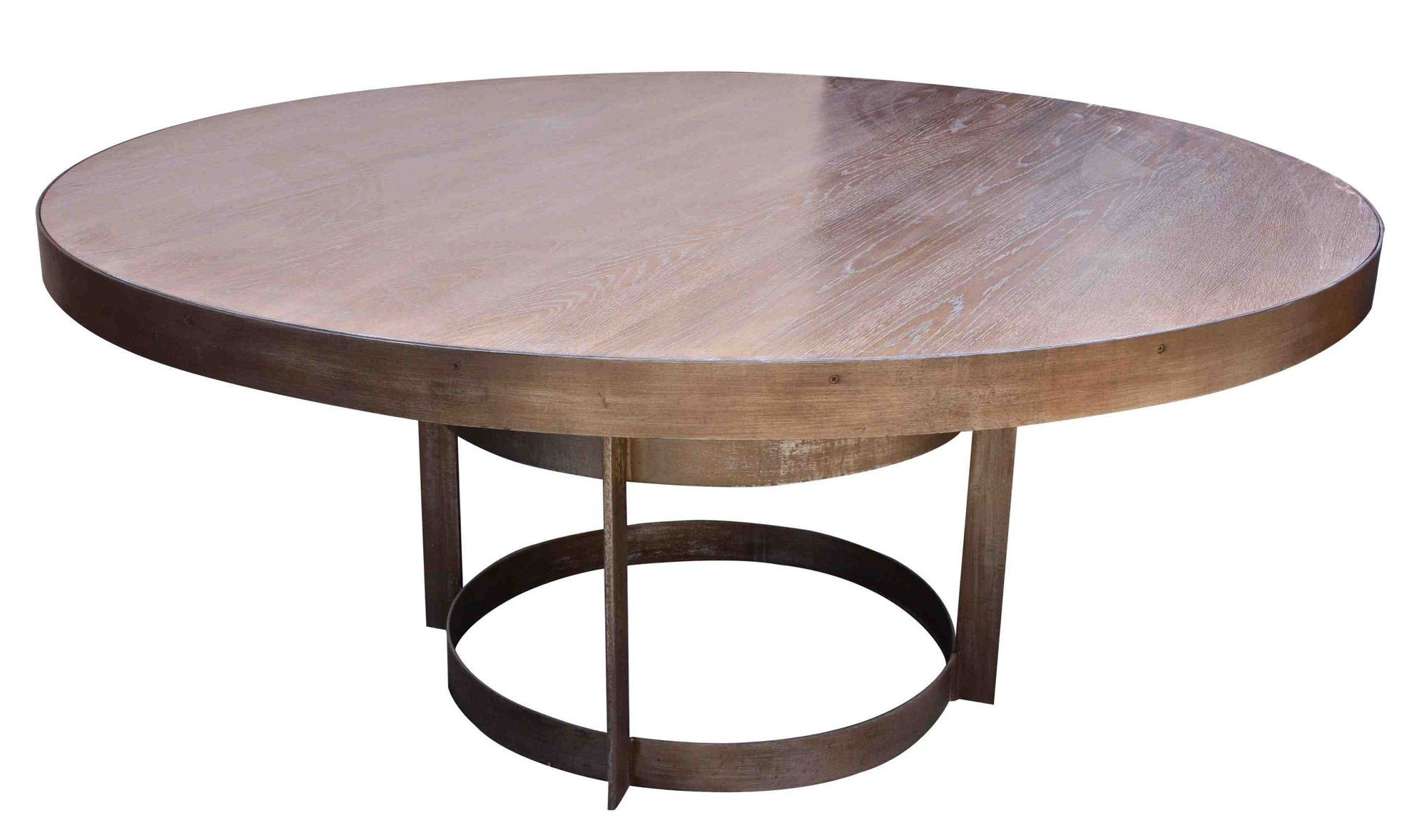Contemporary Round Dining Room Tables Extraordinary Great Solution For Additional Guest Using Expandable Round Dining Design Ideas