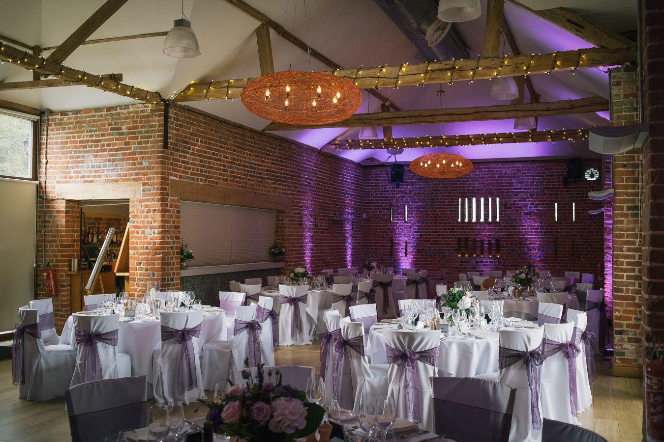 Wasing Park Castle Barn Wedding Venue Berkshire Aldermaston