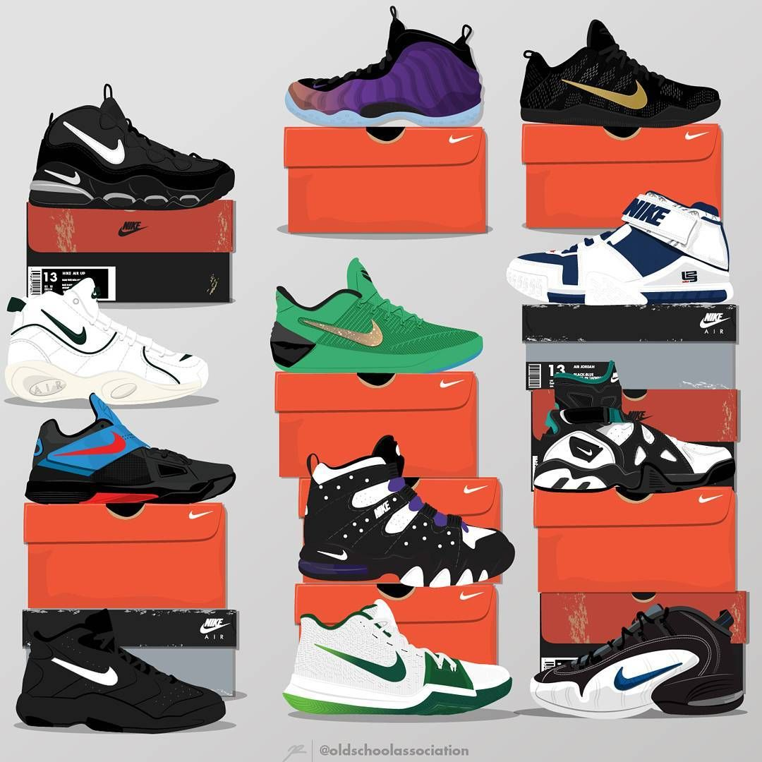 Whats your go-to Nike to hoop in