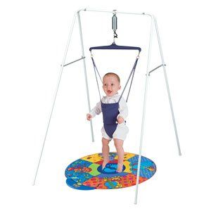 Jolly Jumper-Original Baby Exerciser with Musical Matt-Gift