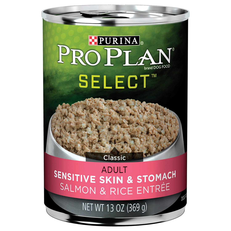 Purina Pro Plan Focus Sensitive Skin Stomach Salmon Rice