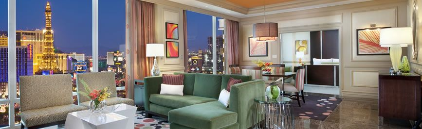 Las Vegas Hotels Suites 2 Bedroom Impressive Inspiration