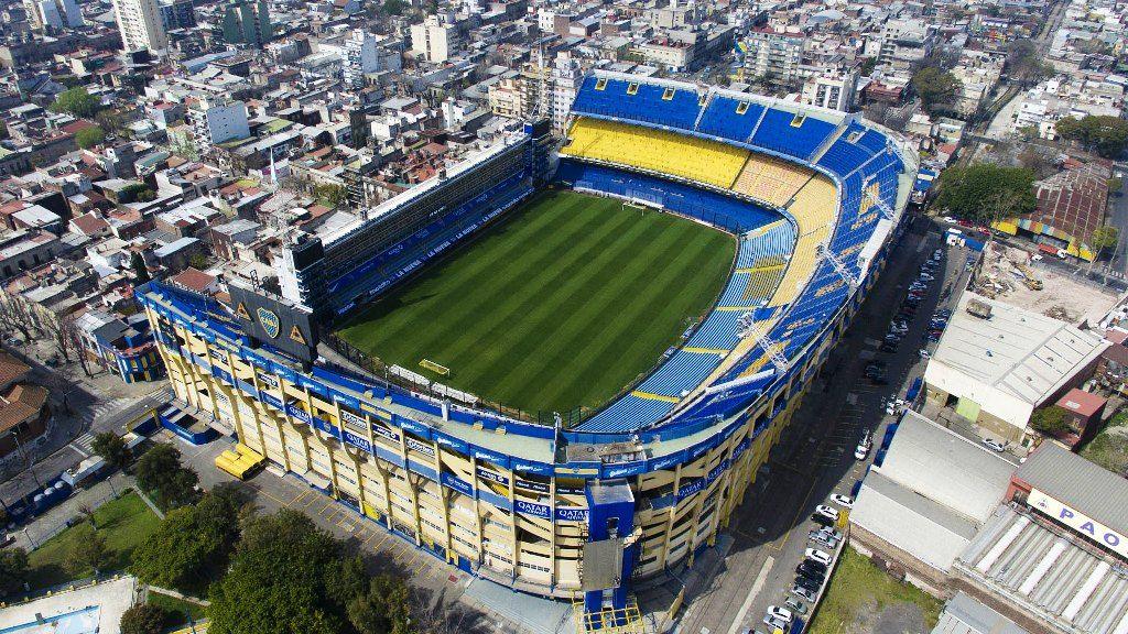 Estadio Alberto J. Armando (La Bombonera) - Buenos Aires - Argentina | La bombonera, Boca juniors, Boca