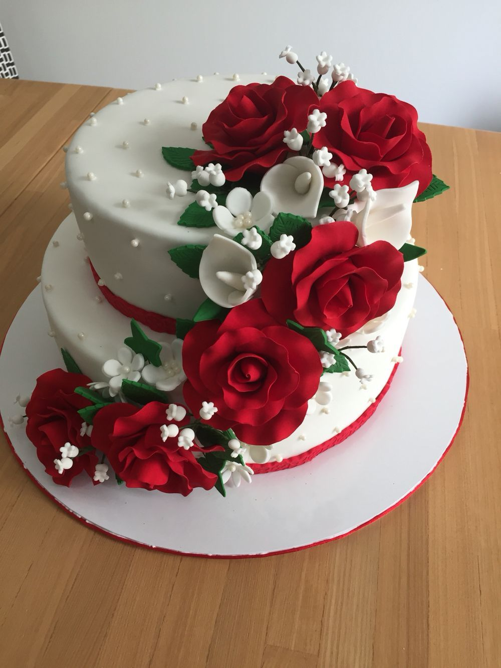 Order 100% eggless anniversary cakes online from bakingo and surprise your dear ones. Found On Bing From In Pinterest Com Wedding Anniversary Cakes Happy Marriage Anniversary Cake 25th Wedding Anniversary Cakes