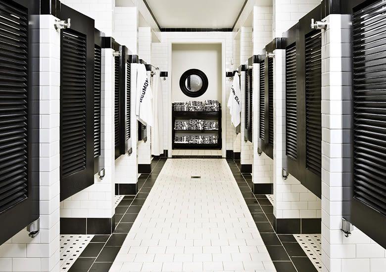 Resort interior design club clubhouse