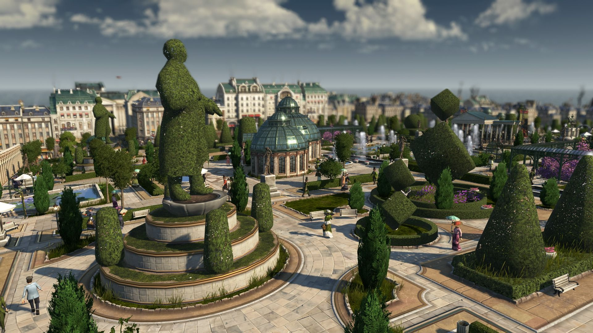 Anno 1800 Botanica DLC Out Now, Day-Night Cycle Free To ...