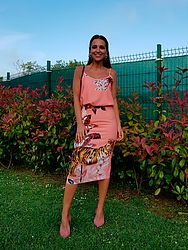 I LOVE CORAL (Tras la pista de Paula Echevarría) | Moda