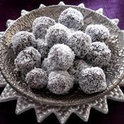 Truffes chocolat noix de coco - une recette Chocolat - Cuisine