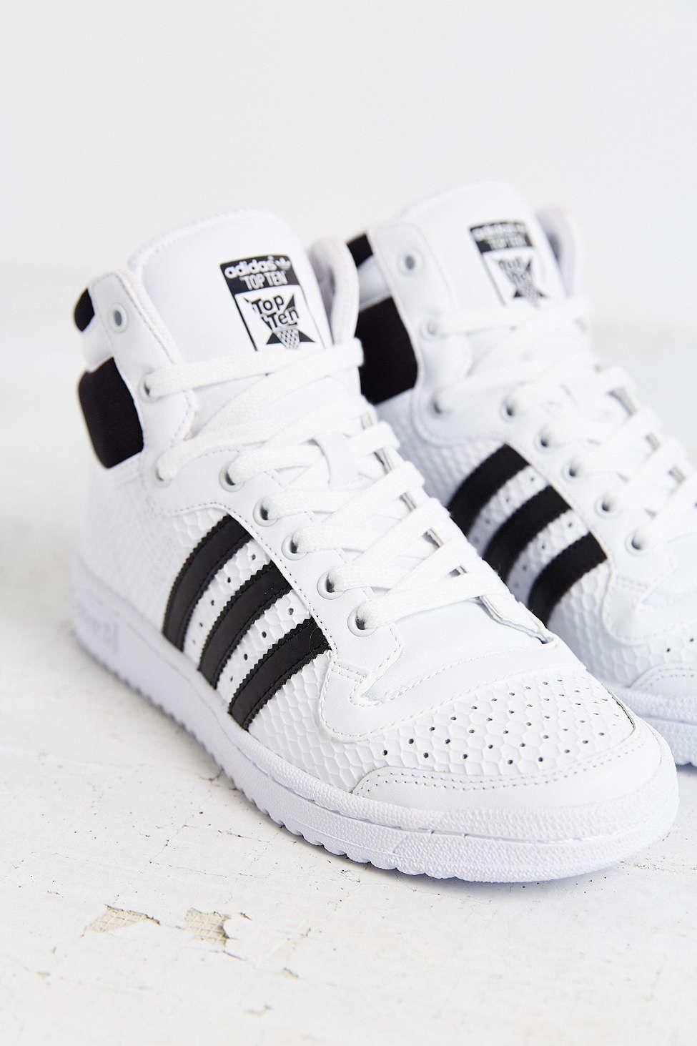 e2e9518a0381 adidas Top Ten Hi Sneaker  UrbanOutfitters