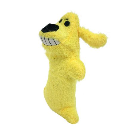 Firefly The Original Loofa Dog With Soft Terry Material With A