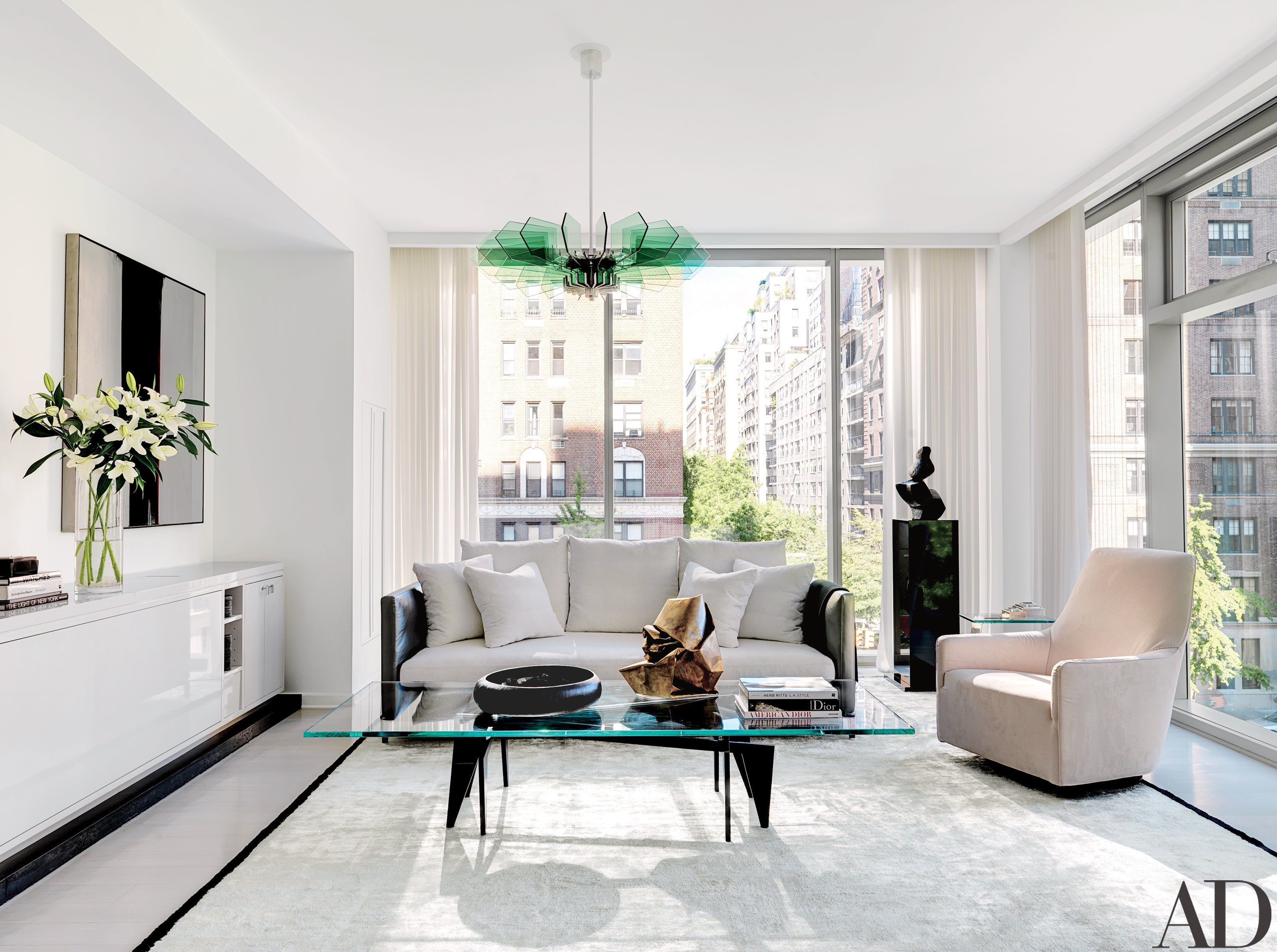 Jennifer Post Turns Diamond Dealer\'s Manhattan Pied-à-Terre Into a ...